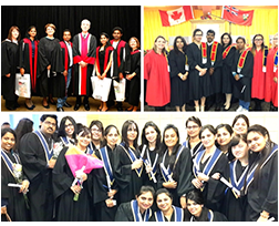 281 INSCOL Nurses Graduated in Oct/Nov 2014 in Canada