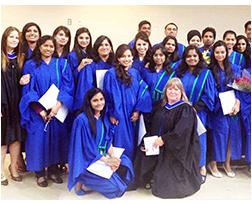 307 INSCOL Nurses Graduated in June 2014 in Canada