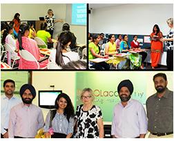 Deakin University Delegates visit INSCOL Academy
