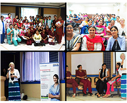 GlobalNurse4U Conducts a Series of Workshops on Pain Management & Stoma Care