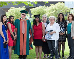 INSCOL Nurse Students Graduate from Langara College