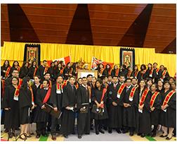 Graduation Ceremony at Conestoga College, Canada