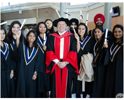 INSCOL Nurse Students Graduate from Niagara College