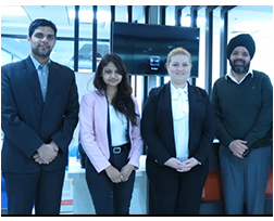 International Admissions Coordinator, TAFE visited INSCOL