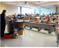 Orientation for INSCOL Students at Canada