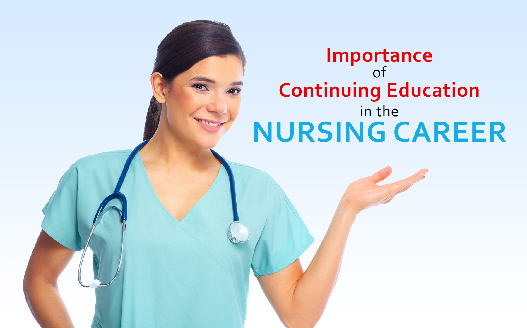 the importance of nursing