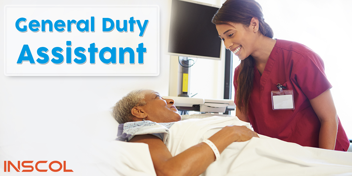 The Job Of A General Duty Assistant