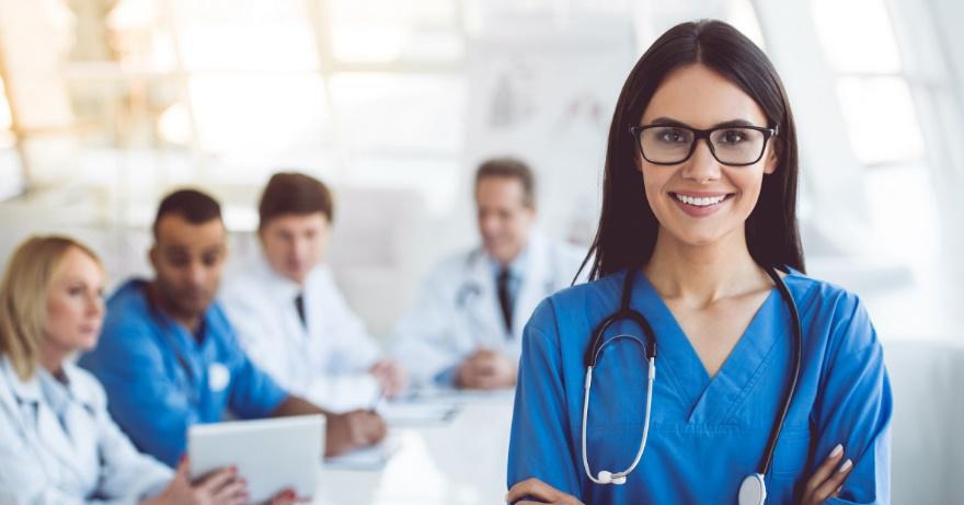 Nursing study in Canada